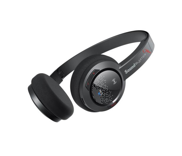 Creative JAM Bluetooth czarne z mikrofonem - 237536 - zdjęcie 2