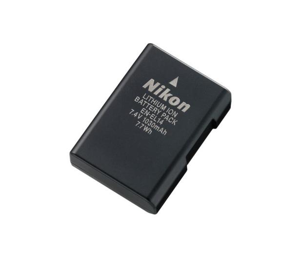 Nikon EN-EL14 - 243925 - zdjęcie