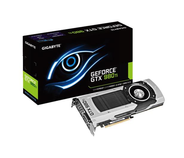 Gigabyte GeForce GTX980Ti 6144MB 384bit - 244420 - zdjęcie
