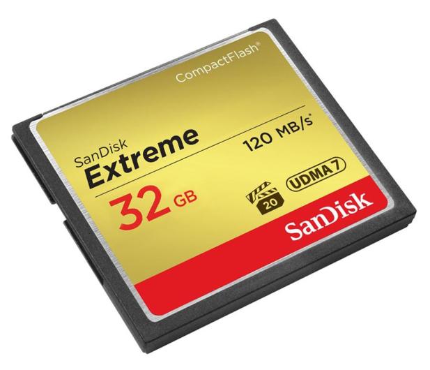 SanDisk 32GB Extreme zapis 85MB/s odczyt 120MB/s  - 226315 - zdjęcie 2