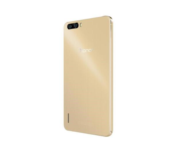 Huawei Honor 6 plus Dual SIM złoty - 246231 - zdjęcie 4