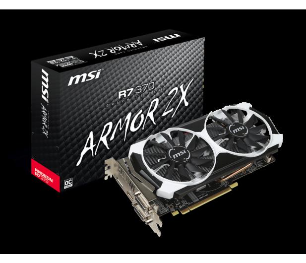 MSI Radeon R7 370 2048MB 256bit OC - 244746 - zdjęcie