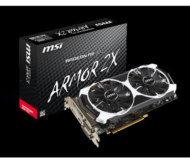 MSI Radeon R9 380 2048MB 256bit OC - 246380 - zdjęcie