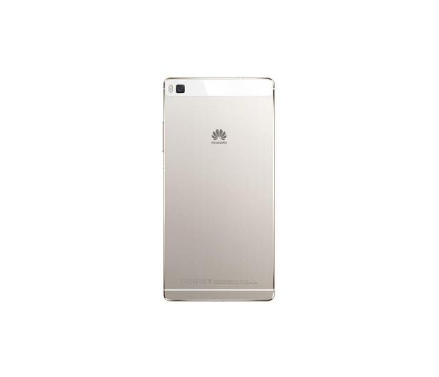 Huawei P8 Mystic Champagne + Flip cover brązowy - 268205 - zdjęcie 6