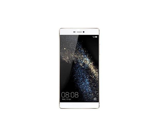 Huawei P8 Mystic Champagne + Flip cover brązowy - 268205 - zdjęcie 3