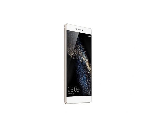Huawei P8 Mystic Champagne + Flip cover brązowy - 268205 - zdjęcie 4