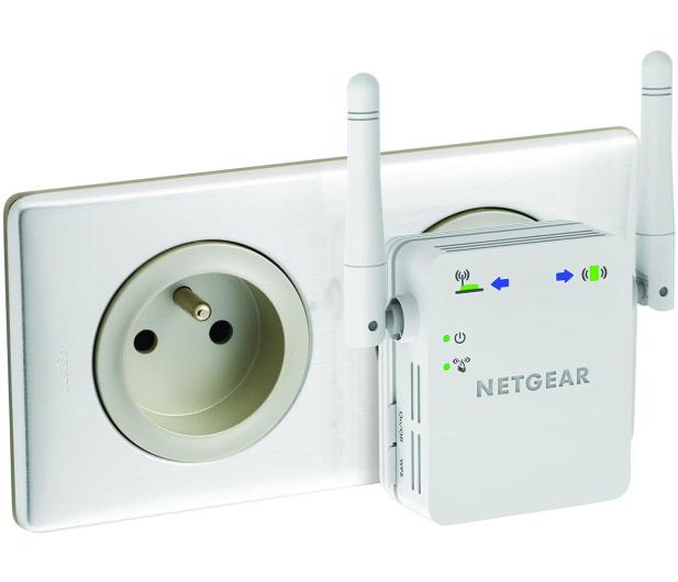Netgear WN3000RP v2 (802.11b/g/n 300Mb/s LAN) repeater  - 247102 - zdjęcie 5