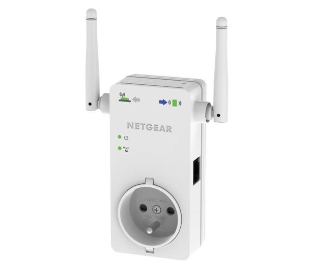 Netgear WN3100RP (802.11b/g/n 300Mb/s LAN) repeater - 247127 - zdjęcie