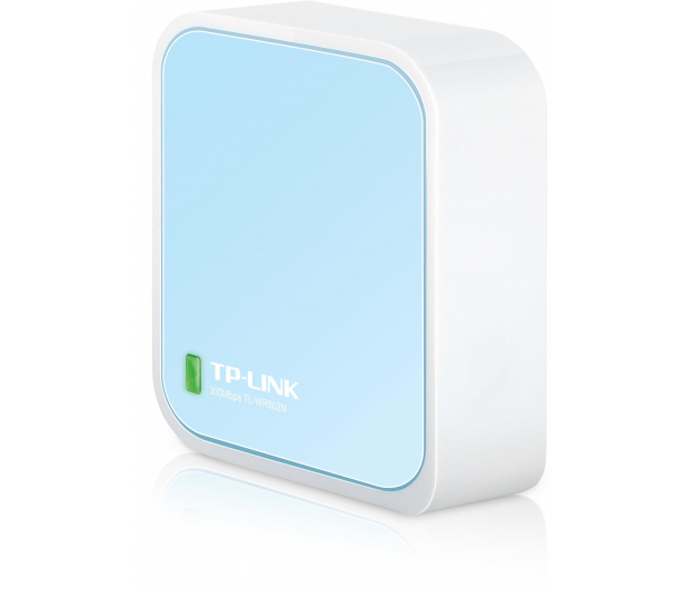 TP-Link TL-WR802N (300Mb/s b/g/n) multiroom - 247169 - zdjęcie 4