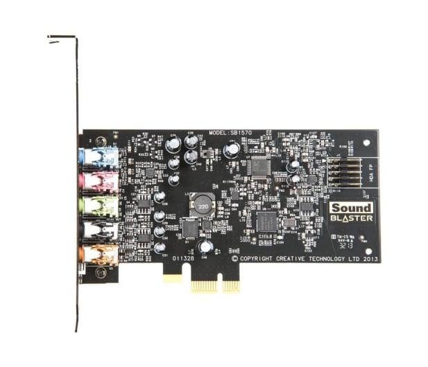 Creative Sound Blaster Audigy FX (PCI-E) - 159929 - zdjęcie 2