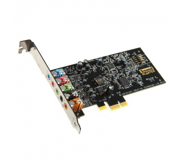 Creative Sound Blaster Audigy FX (PCI-E) - 159929 - zdjęcie 3