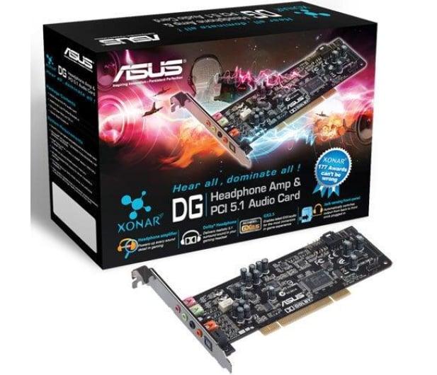 ASUS Xonar DG (PCI) - 58938 - zdjęcie