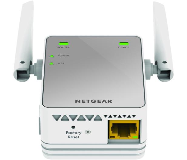 Netgear EX2700 (802.11b/g/n 300Mb/s LAN) repeater - 247190 - zdjęcie 5
