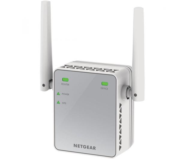 Netgear EX2700 (802.11b/g/n 300Mb/s LAN) repeater - 247190 - zdjęcie 4