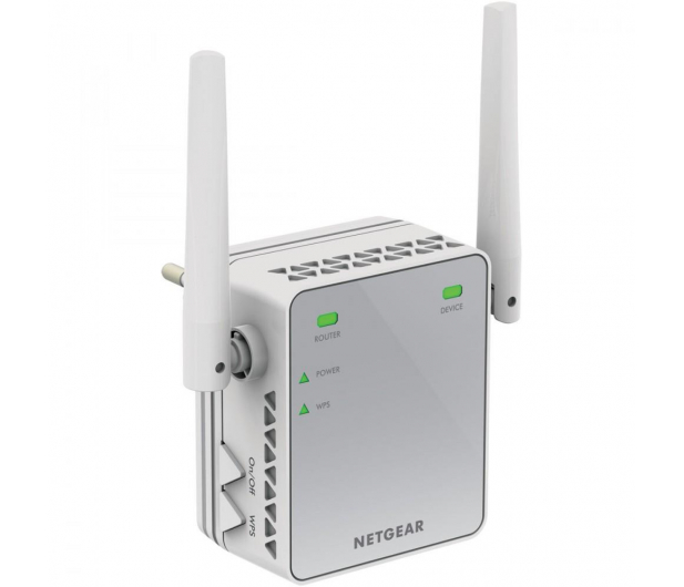Netgear EX2700 (802.11b/g/n 300Mb/s LAN) repeater - 247190 - zdjęcie 2
