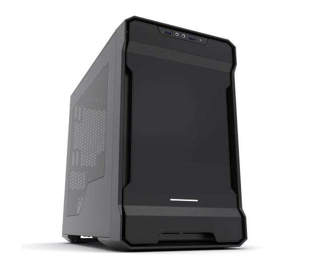 Phanteks Enthoo Evolv Mini-ITX czarna z oknem - 247202 - zdjęcie