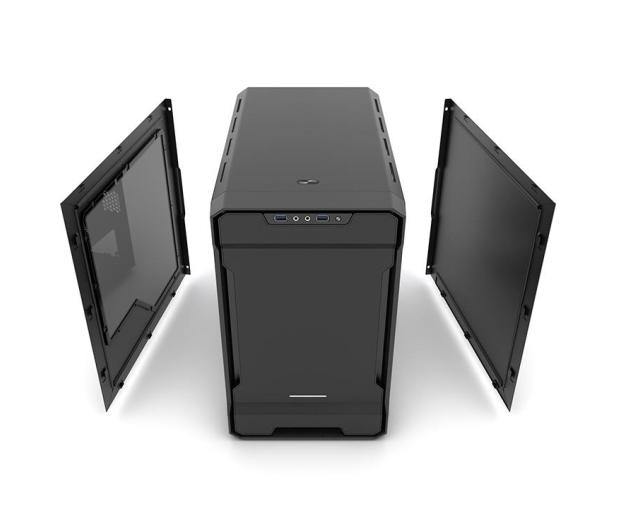 Phanteks Enthoo Evolv Mini-ITX czarna z oknem - 247202 - zdjęcie 6