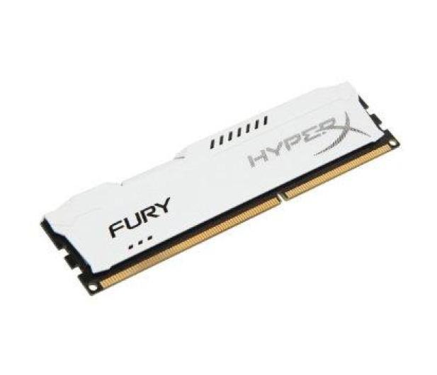 HyperX 4GB (1x4GB) 1600MHz CL10 Fury White  - 180513 - zdjęcie 2