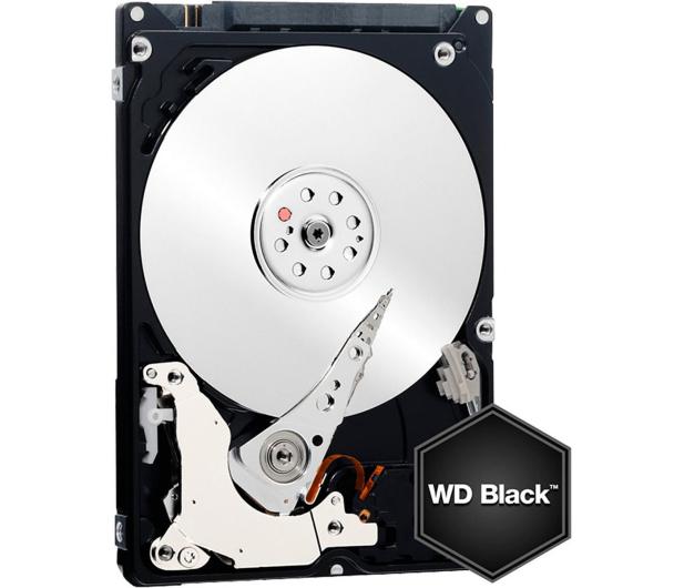 WD 500GB 7200obr. 32MB BLACK - 220271 - zdjęcie 2