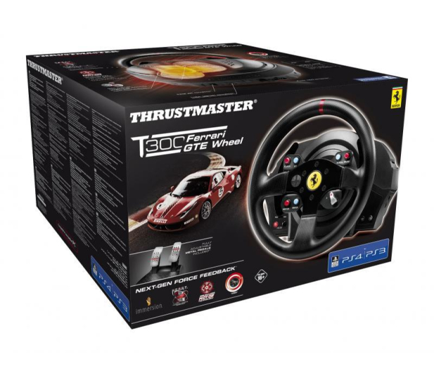 Thrustmaster T300 GTE  (PS4, PS3, PC) - 244122 - zdjęcie 6