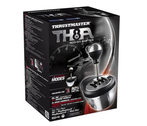 Thrustmaster TH8A - skrzynia biegów - 244127 - zdjęcie 4
