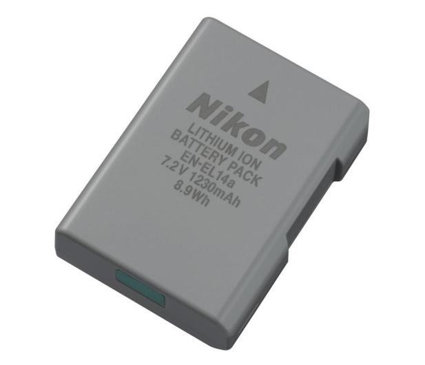 Nikon EN-EL14a - 243924 - zdjęcie