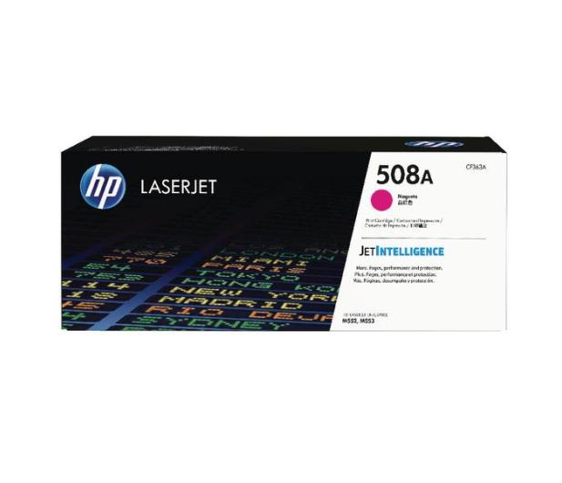 HP 508A magenta 5000str.  - 247616 - zdjęcie