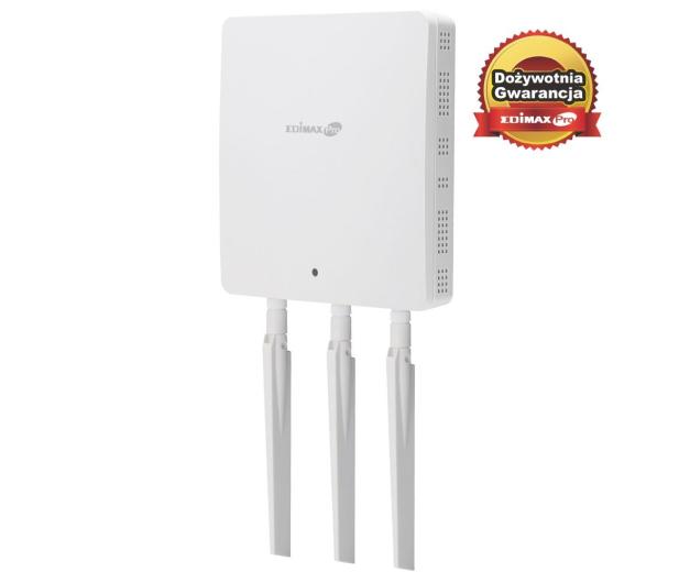 Edimax WAP1750 (802.11a/b/g/n/ac 1750Mb/s) DualBand PoE - 207188 - zdjęcie 2