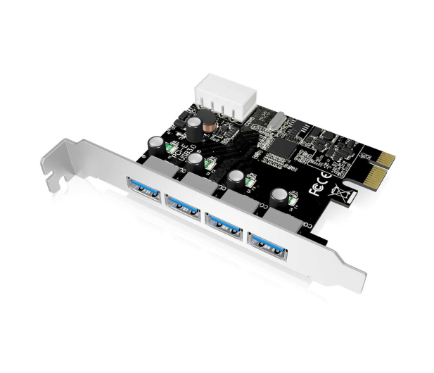 ICY BOX Port USB 3.0 PCI Express (A-Typ) - 245343 - zdjęcie