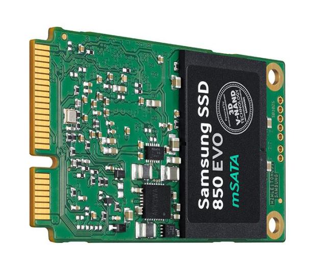 Samsung 120GB mSATA SSD 850 EVO - 243998 - zdjęcie 8