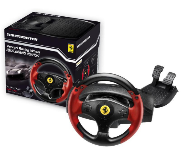 Thrustmaster Red Legend (PC, PS3) - 244269 - zdjęcie 2