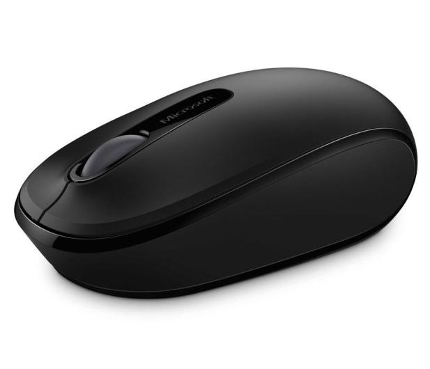 Microsoft 1850 Wireless Mobile Mouse Czarny - 185690 - zdjęcie 2