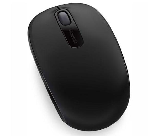 Microsoft 1850 Wireless Mobile Mouse Czarny - 185690 - zdjęcie 4