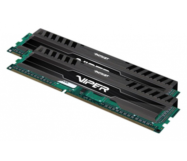 Patriot 8GB 1600MHz Viper 3 CL9 (2x4GB) - 104364 - zdjęcie 2
