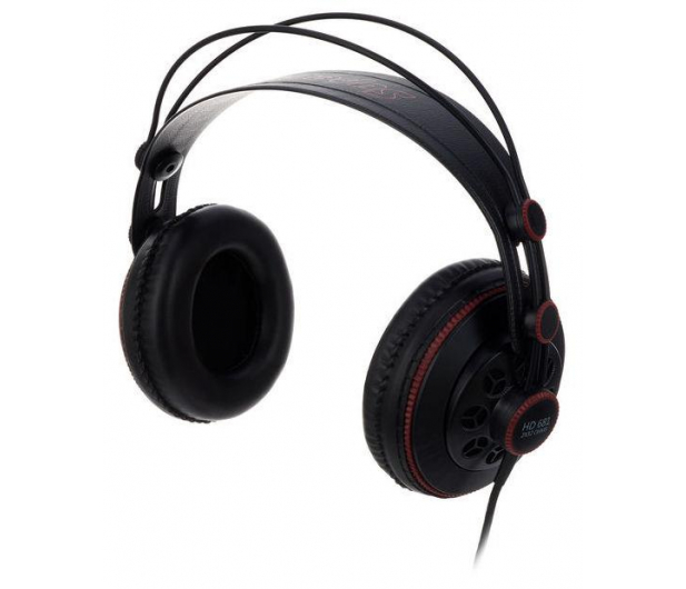 Superlux HD681 Black-Red - 209810 - zdjęcie 3