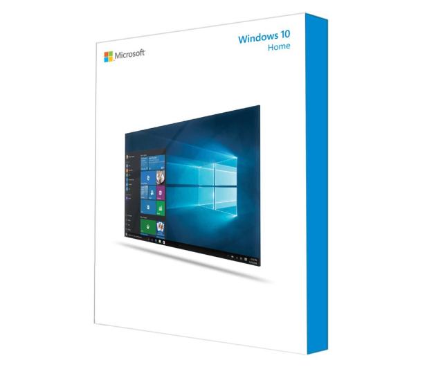 Microsoft  Windows 10 Home PL 64bit OEM DVD  - 248984 - zdjęcie