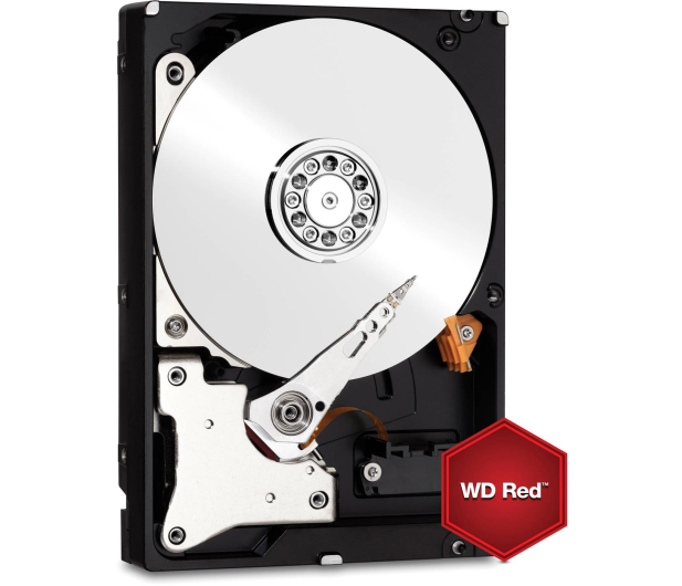 WD RED 2TB IntelliPower 64MB  - 103164 - zdjęcie 4