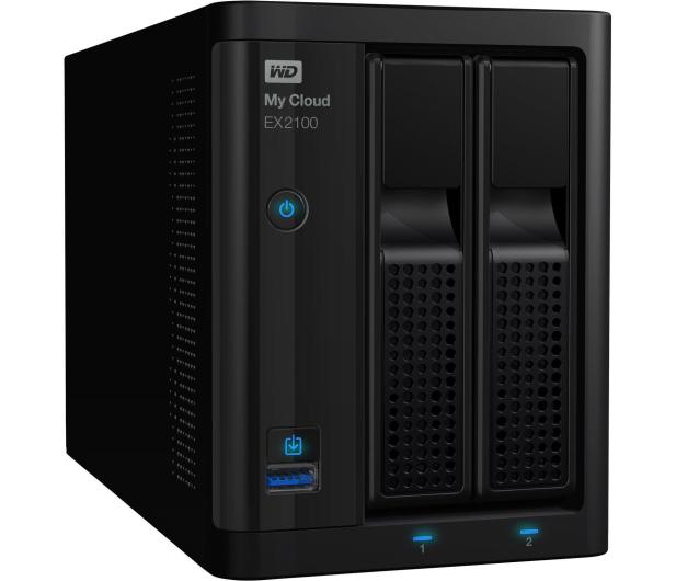 WD My Cloud EX2100 (bez dysków) - 227320 - zdjęcie 3