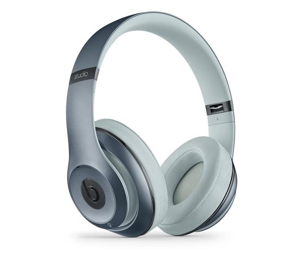 Apple Beats Studio Over-Ear bezprzewodowe jasno-szare - 315834 - zdjęcie