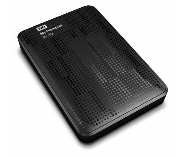 WD My Passport AV-TV 1TB USB 3.0 - 182793 - zdjęcie 3