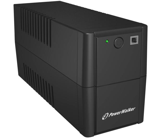 Power Walker LINE-INTERACTIVE (850VA/480W, 2xPL, USB, AVR) - 173989 - zdjęcie 4