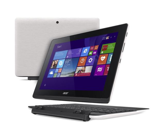 Acer Switch 10e Z3735f 2gb 32 500 Win8 1 St Dok Bialy Laptopy 2 W 1 Sklep Komputerowy X Kom Pl