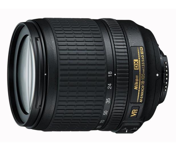 Nikon D5300 czarny + 18-105VR  - 166810 - zdjęcie 5