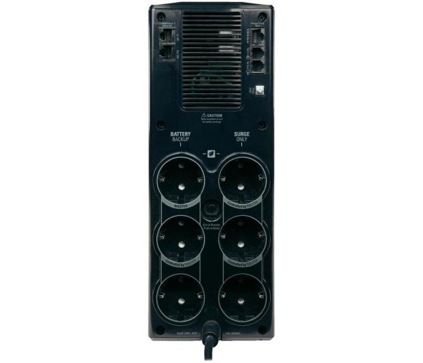 APC Back-UPS Pro 1200 (1200VA/720W, 6xPL, AVR, LCD) - 62924 - zdjęcie 2