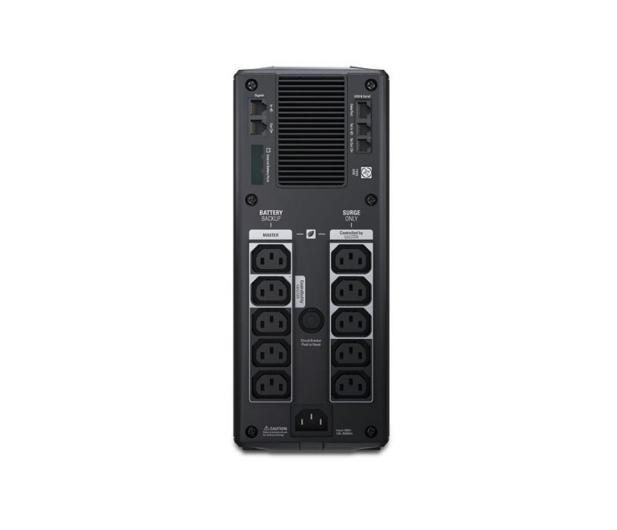 APC Back-UPS Pro 1500 (1500VA/865W, 10xIEC, AVR, LCD) - 59768 - zdjęcie 2
