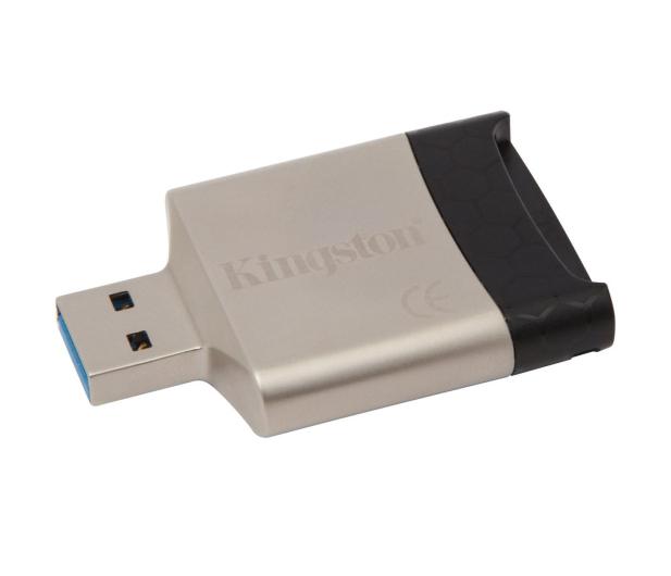 Kingston MobileLite G4 USB 3.0 (9-w-1) - 201337 - zdjęcie