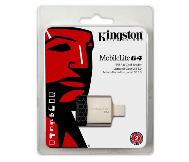 Kingston MobileLite G4 USB 3.0 (9-w-1) - 201337 - zdjęcie 4