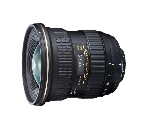 Tokina AT-X 11-20 f/2.8 PRO DX AF Nikon - 244929 - zdjęcie