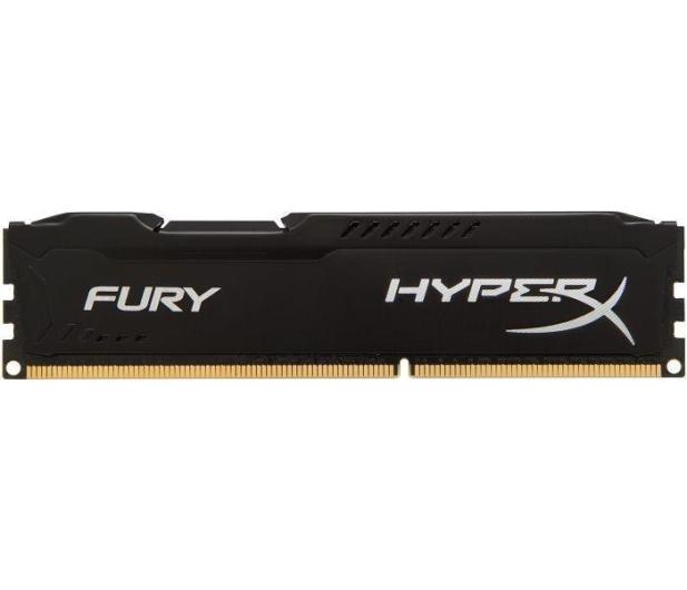 HyperX 8GB 1600MHz Fury Black CL10 (2x4GB) - 180496 - zdjęcie 2