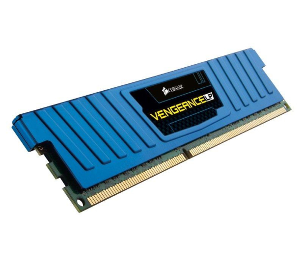 Corsair 8GB 1600MHz Vengeance LP XMP Blue CL9 (2x4GB) - 69227 - zdjęcie 4